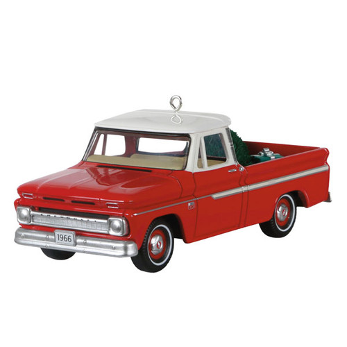 66 Chevy C10 Pickup Truck 26th