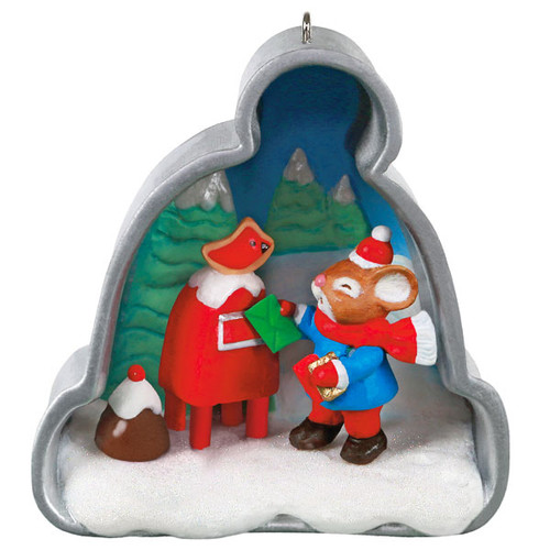 Cookie Cutter Christmas 9th Ornament