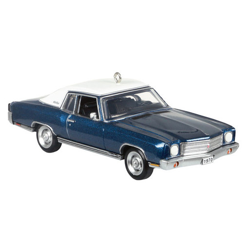 1970 Monte Carlo 50th Anniversary Ornament