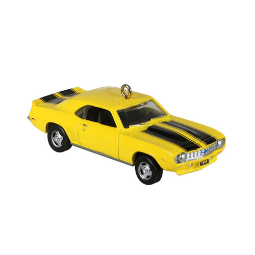 1969 Chevy Camaro Ornament