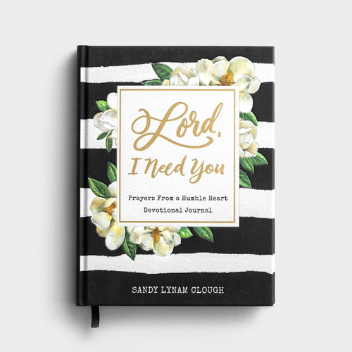 Lord, I Need You Devotional Journal