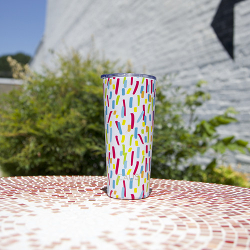 Large Paint Splash Tumbler 24 oz.