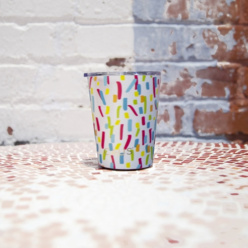 Paint Splash Coffee Tumbler 12 oz.