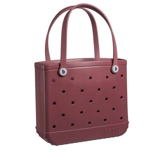 Small Burgundy Bogg Bag