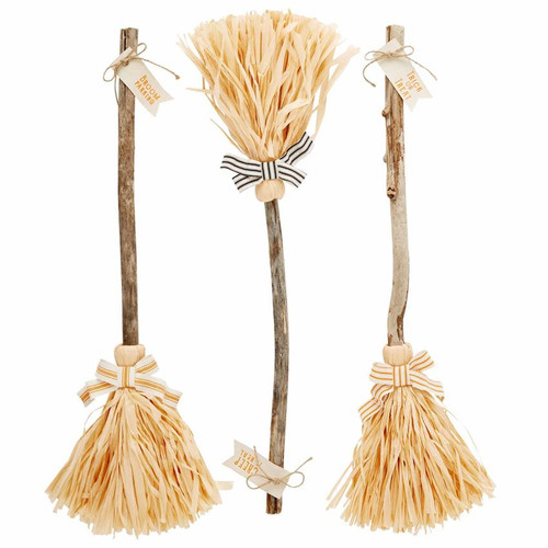 Witch Broom Decor