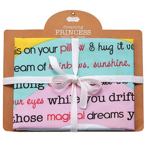 A Princess Dreams Pillow Case
