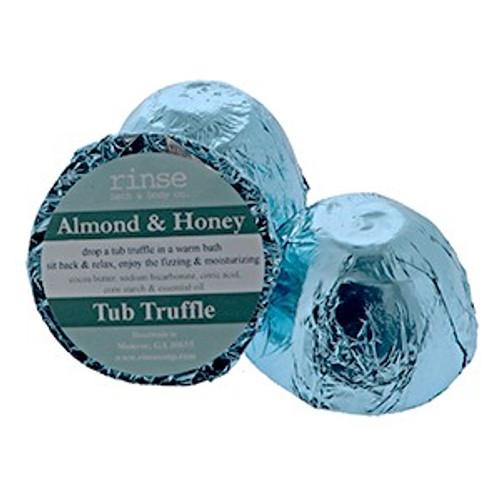 Almond & Honey Tub Truffle