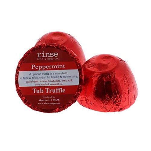 Peppermint Tub Truffle