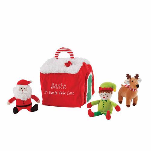 Christmas Plush Set