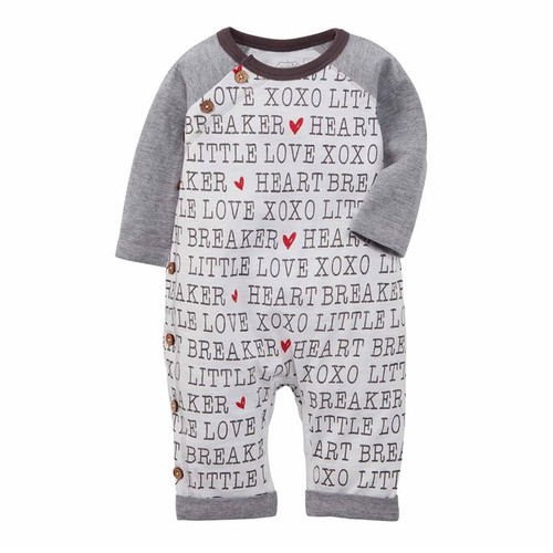 Heart Breaker Sleeper 3-6M