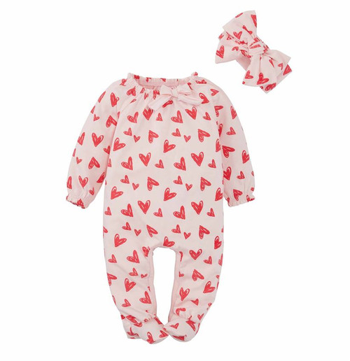 Heart Sleeper 0-3M