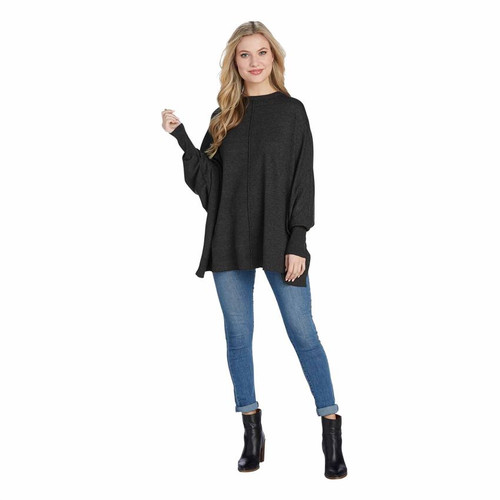 Black Leni Sweater