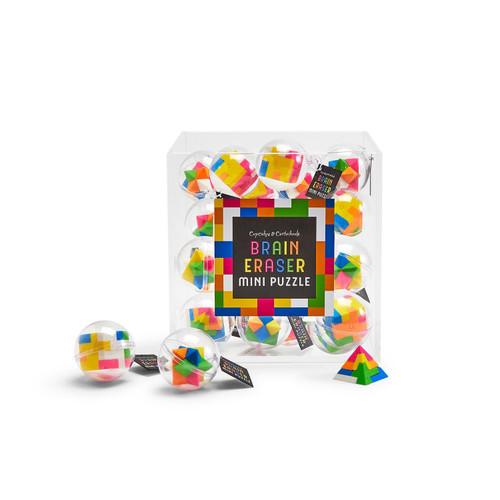 Brain Teaser Eraser Puzzle