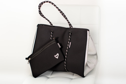 Sterling Silver Large Tote