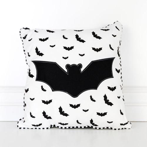 Bat Pillow 14.25x14.25