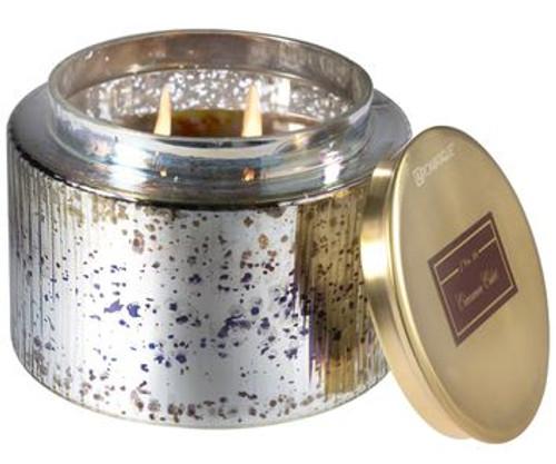 Cinnamon Cider Metallic Candle 21 oz.