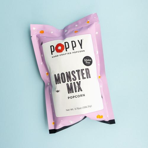 Monster Mix Snack Bag Popcorn
