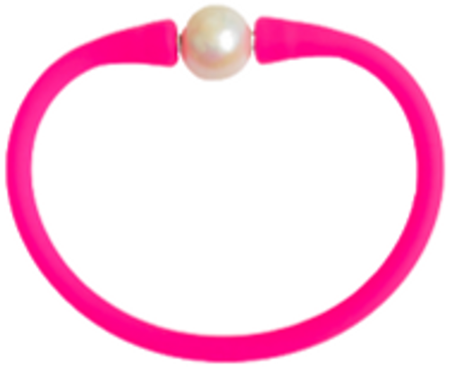 Neon Pink Maui Bracelet