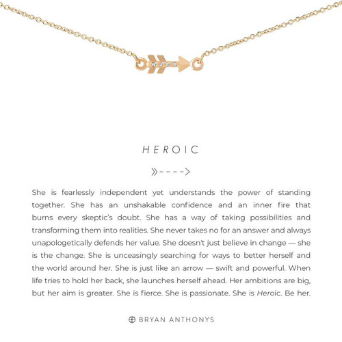Heroic 14K Gold  Necklace