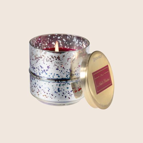 6.5oz Smell of Christmas Metallic Candle