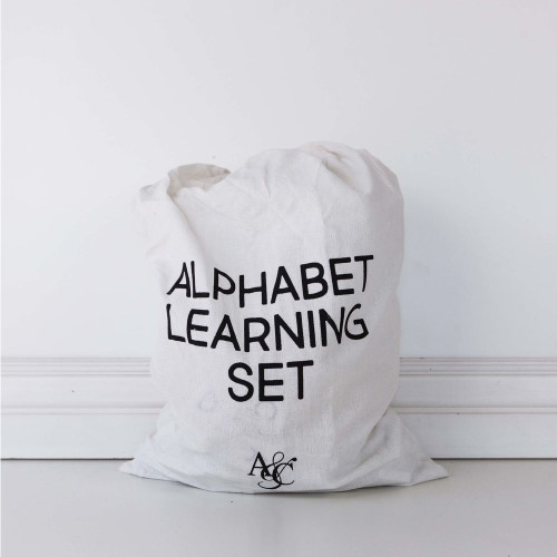 Alphabet Learning Letters 130pc