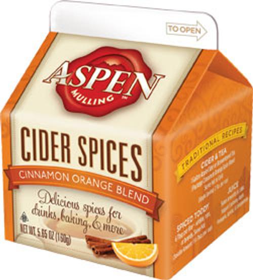 Aspen Mulling Cinnamon Orange Spice