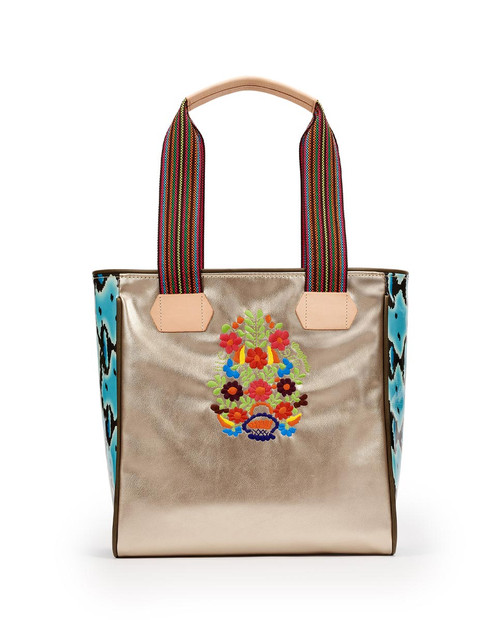Classic Tote Suzanne Towny Birch