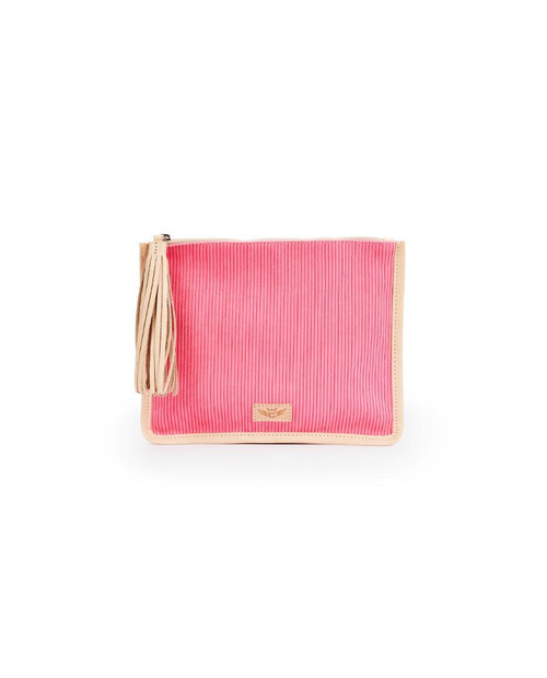 Anything Goes Pouch Pinkie Pink