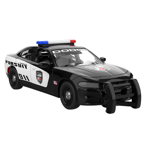 2019 Dodge Charger Police Car Ornament 2020