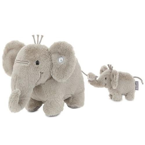 Follow Me Elephant Interactive Stuffed Animal
