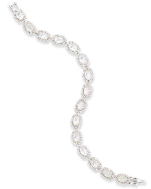 Cole Bracelet in Silver