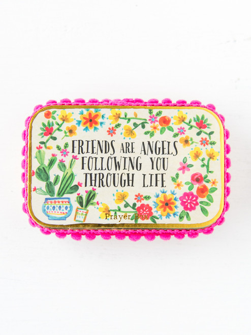 Friends Are Angels Prayer Box 2