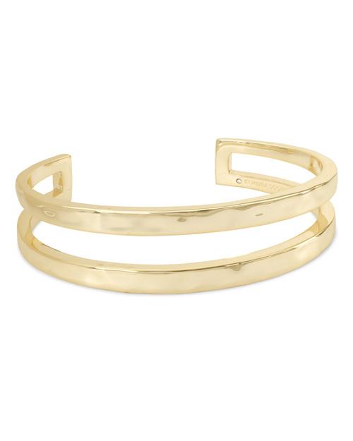Zorte Cuff Gold Metal M/L