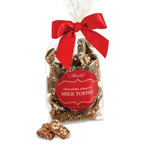 Butter Almond Toffee 7 oz Bag