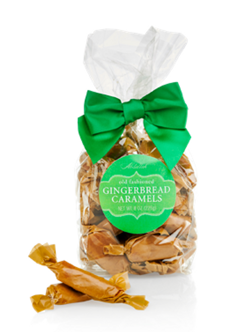 Gingerbread Caramels 8 oz Bag