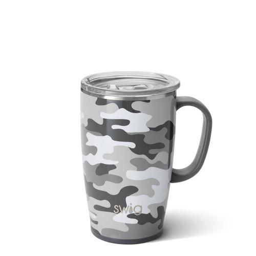 Incognito Camo 18 oz Mug