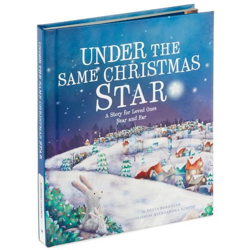 Under The Same Christmas Star Recordable Book