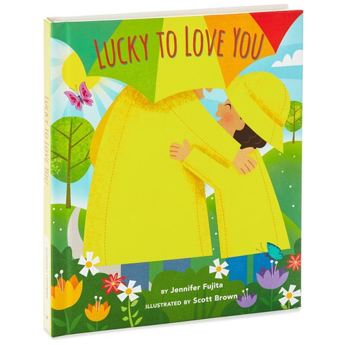 Lucky to Love You Recordable Story Book