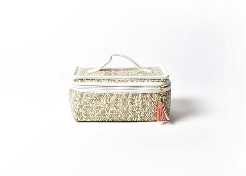 Mini Attachment Bag Gold Happy