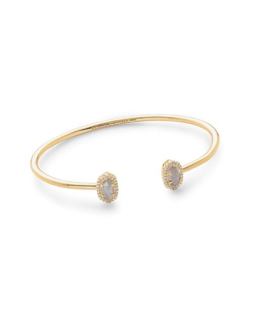Calla Bracelet Gold Slate