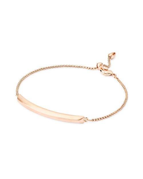 Eloise Ann Bracelet Rose Gold Metal