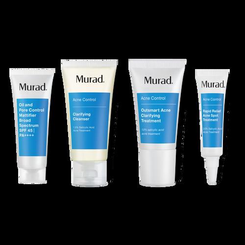 Skincare Acne Treatment Kits Murad Skincare