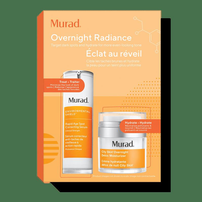 Overnight Radiance Skincare Set | Murad Skincare