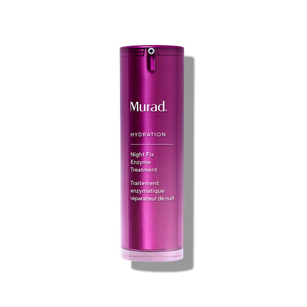 Murad Night Fix Enzyme Treatment - 1.0 Fl Oz. - Overnight Treatment That Boosts Radiance