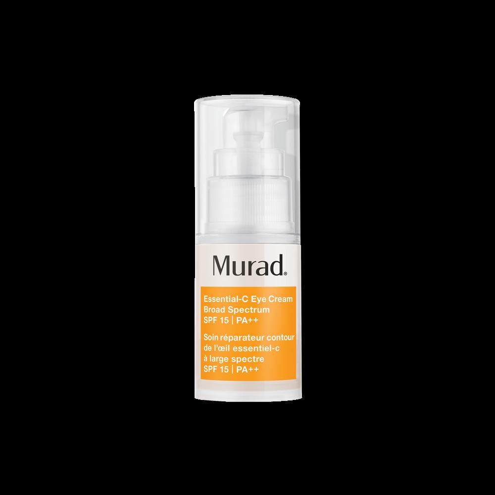 Murad Essential-C Eye Cream - 0.5 Fl. Oz. - Vitamin C Eye Cream That Hydrates & Protects Skin