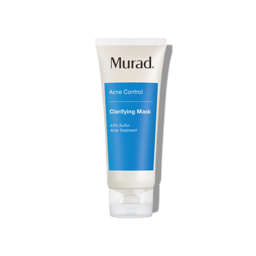 Murad Clarifying Mask - 2.65 Fl. Oz. - Acne Control Mask That Draws Out Impurities