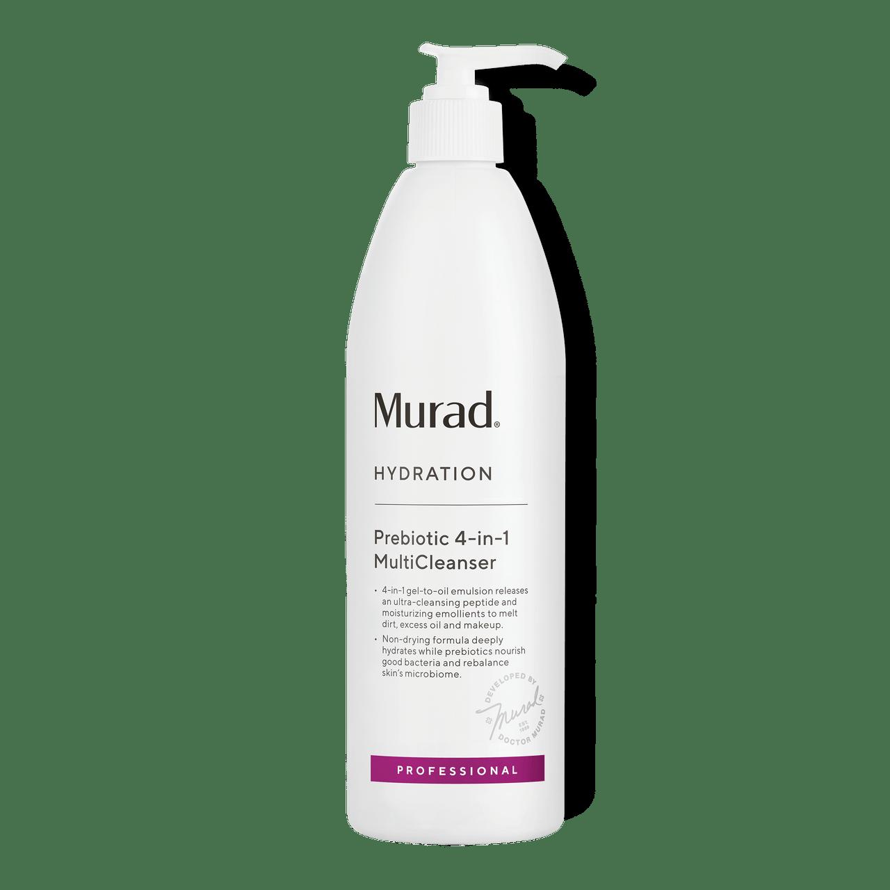 Murad Prebiotic 4-in-1 MultiCleanser Professional Size
