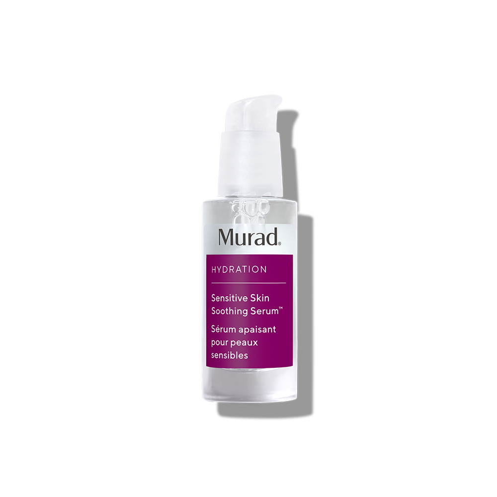 Murad Sensitive Skin Soothing Serum - 1.0 Fl. Oz. - Lightweight Redness Serum - Restores Moisture To Dry, Tight, Irritated Skin