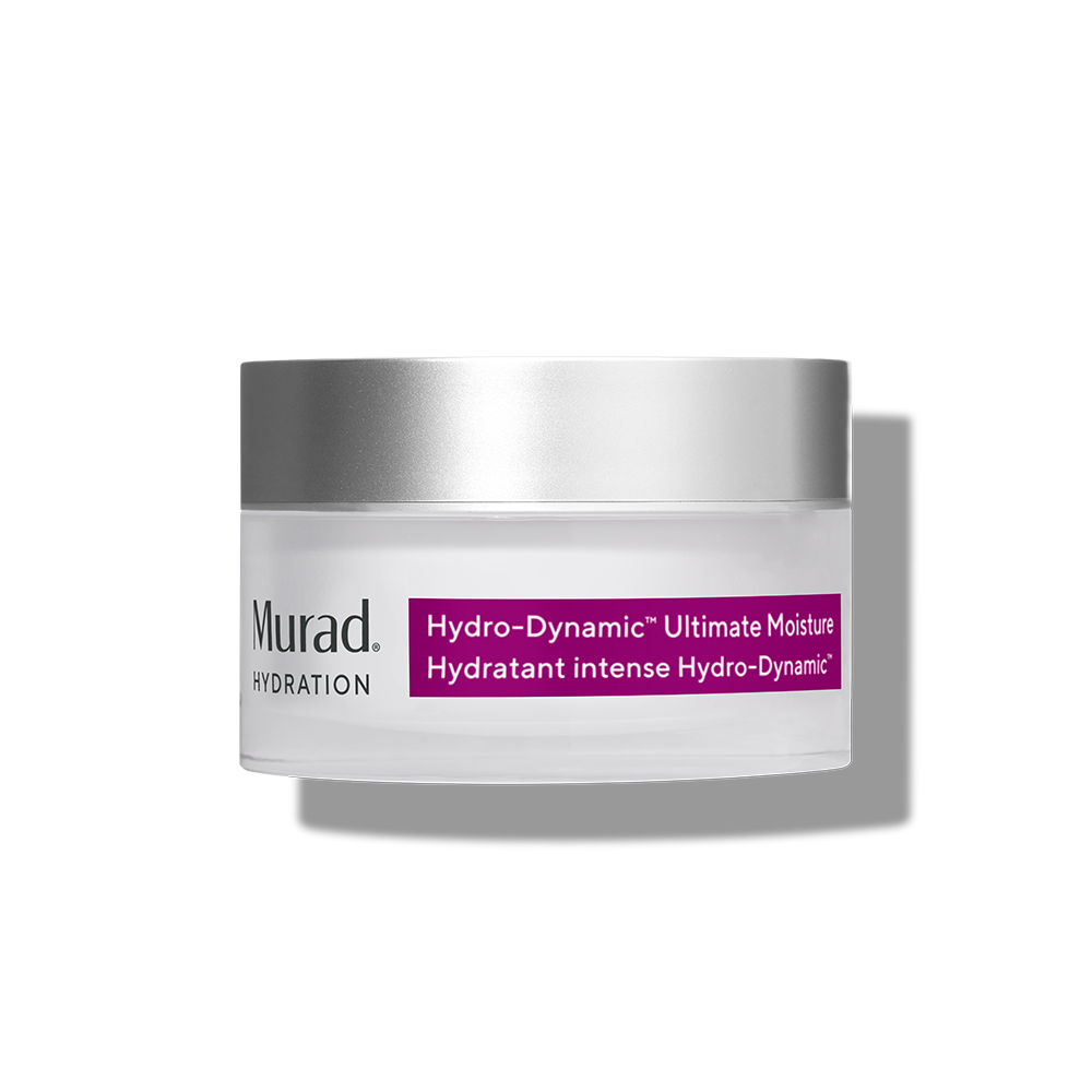 Murad Hydro-Dynamic Ultimate Moisture - 1.7 Fl. Oz. - Anti-Aging Cream That Moisturizes & Smooths Skin