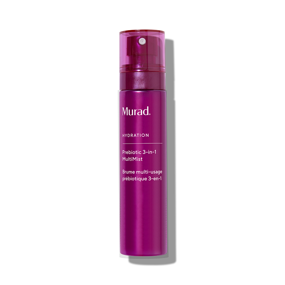 Murad Prebiotic 3-in-1 MultiMist - 3.4 oz. - Hydrating Mist That Primes & Sets Makeup